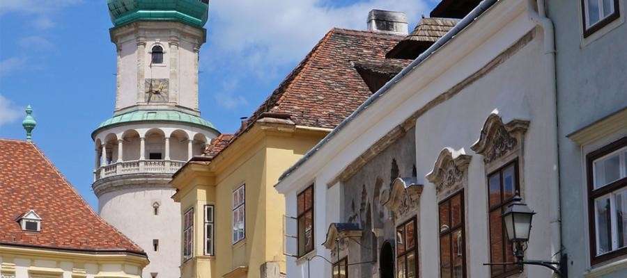 Tours of Sopron