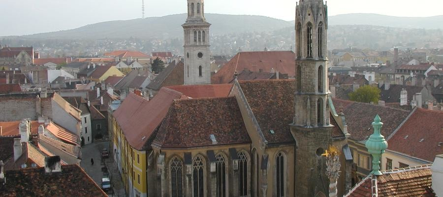Surroundings of Sopron